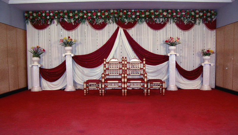 Wedding Stage Decorators And Wedding Garlands In Madurai