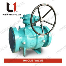 astm-a216-wcb-trunnion-mounted-ball-valve-8-inch-600-lb